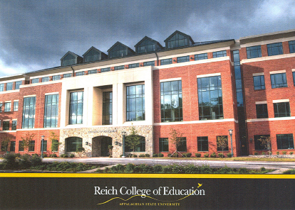 Reich College of Education Building