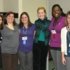 group photo of NCSCA conference attendees