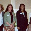 Drs. Morgen Alwell, Laurie Williamson, Barbara Scarboro and Ms. Kristin Townsend
