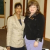 Dr. Renee' Evans and Ms. Cynthia Floyd