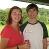 Students at Fall picnic for 2011 cohort