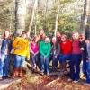 Cohort picnic at Price Lake
