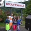 Students at Skateworld
