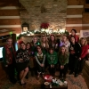 PSC program students at Christmas Party