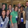 group photo of 2010 NCSCA conference attendees