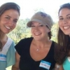 Students at Fall picnic for 2010 cohort