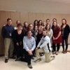 group photo of 2013 cohort