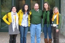 Fall 2011 graduates