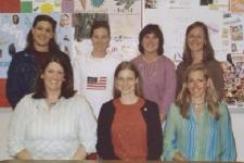 spring 2004 graduates