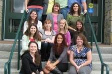 Spring 2012 Graduates